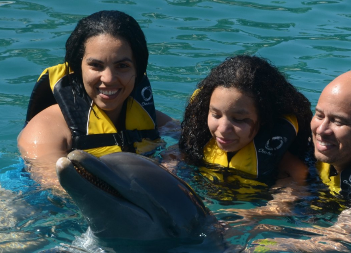 Puerto Plata Amber Coast Dolphin Encounter