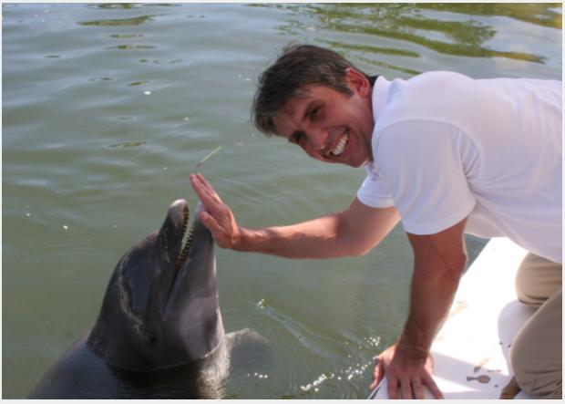 Dolphin World Staff