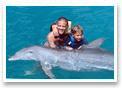 Dolphin Swim Panama City Beach