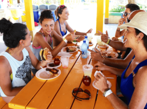 Food_beach_day_nassau_bahamas