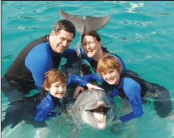 Dolphin program near West Palm Beach
