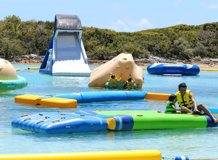 Watersports On Blue Lagoon Island Food With Your Beach Day