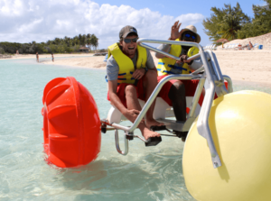 water_bike_beach_day_nassau_bahamas