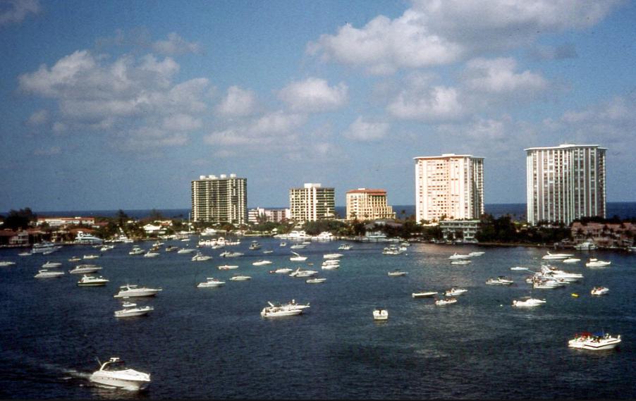 Boca Raton FL Inlet