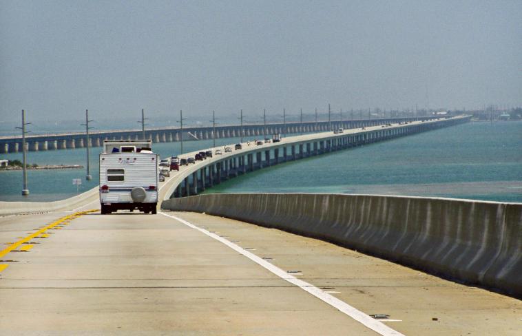 FL Keys Highway 1