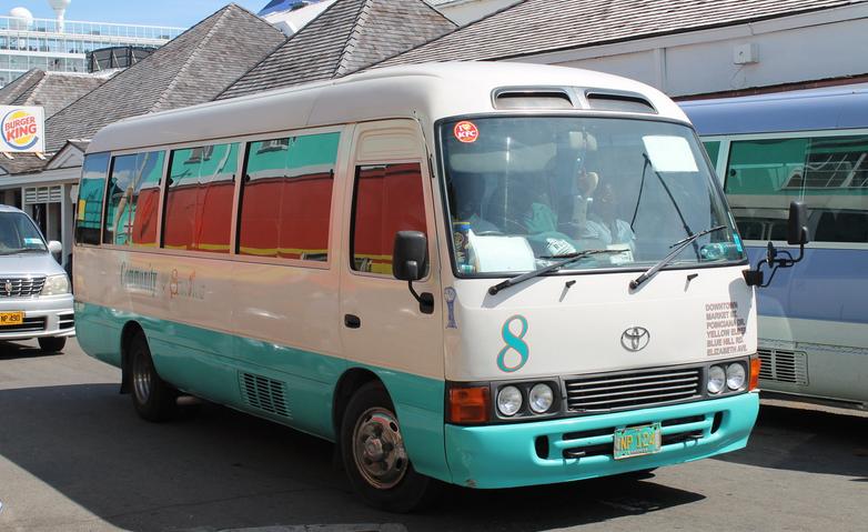 Jiteny Bus