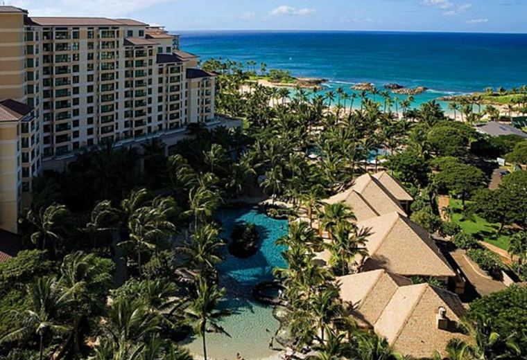 Marriott Ko Olina Beach Hawaii