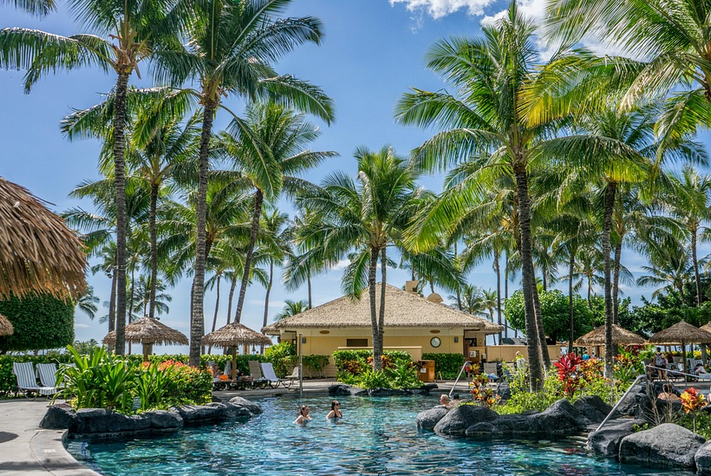 Marriot Oahu