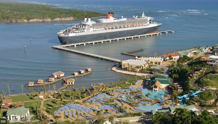 Amber Coast Port