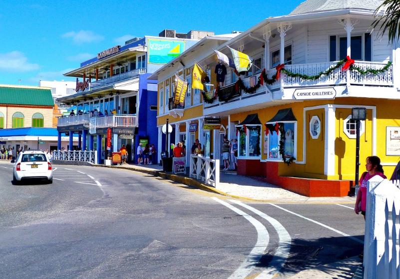 Getting around Grand Cayman