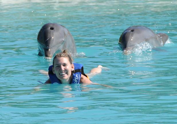 Royal Swim Grand Cayman