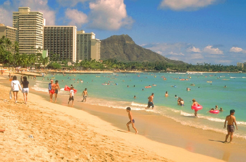 Waikiki Beach Where to stay Oahu