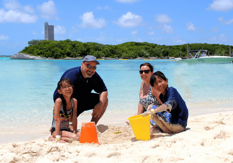 Beach Day Nassau Paradise Island