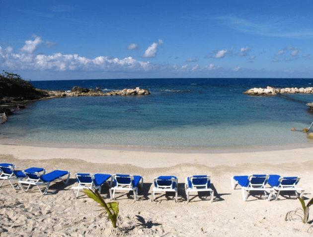 Prestine White Sandy Beaches Negril Jamaica