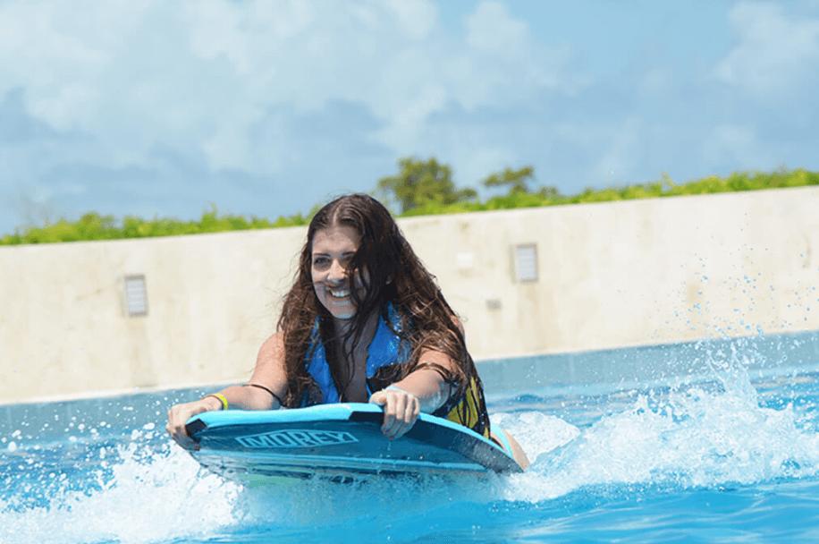 Rain or Shine Safe Pool Water Dolphin Program Punta Cana